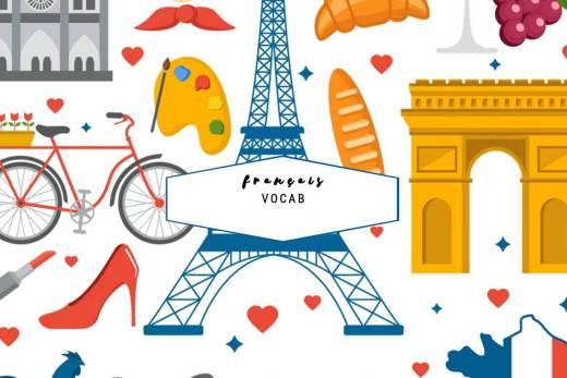 useful french vocabulary