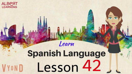 Learn Spanish verbs by watching this video of two minutes.