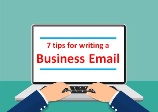 Comment ecrire un mail professionnel?