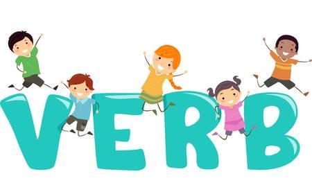 Apprenez les verbes en anglais.