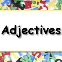 Albert_Learning_Adjectifs