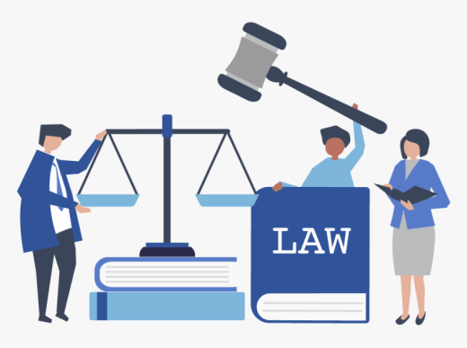 Law in French