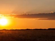 094 - El Sol se Esconde frente al Molino