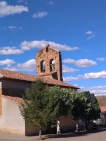Iglesia de Alcuetas