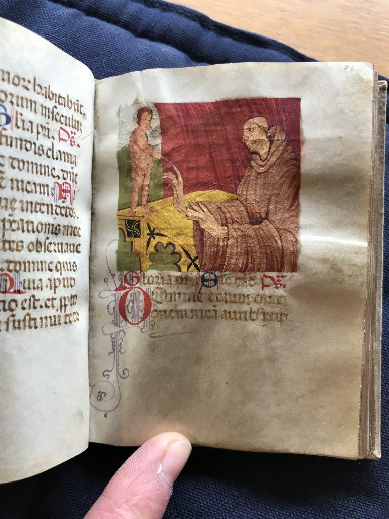 Manuscrit de la BM de Blois
