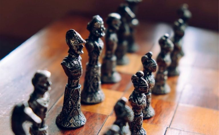 Outwit the Competition and Play Your Own Game
