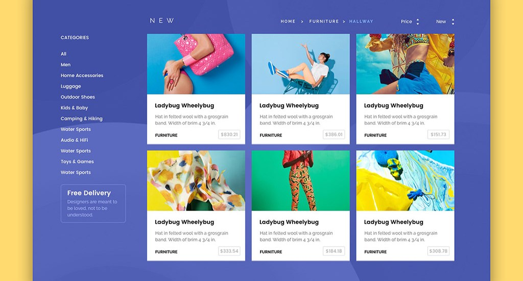 7 Big Mistakes Designers Make With Cards in Web Design Pt2