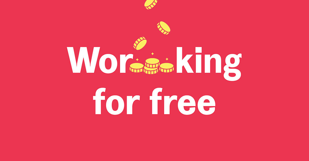 Should You Work for Free