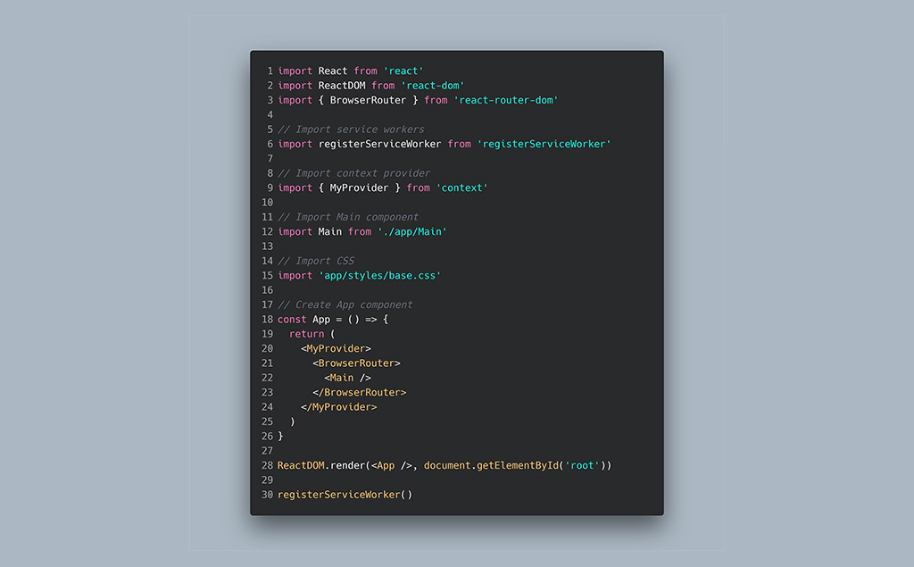 How to Use React Context to Build a Multilingual Website Pt 1
