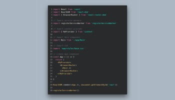 How to Create a Custom-styled Google Map in React