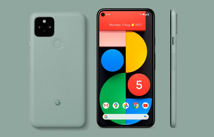 My thoughts about the Google Pixel 5