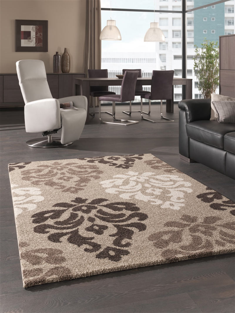 tapis-contemporain-beige-en-polypropylene-white-house