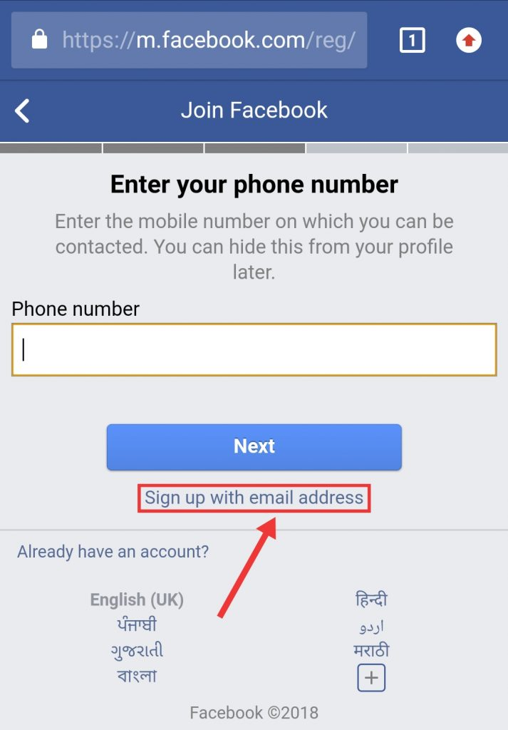 How To Create Unlimited Fake Facebook Accounts By Temporary Email