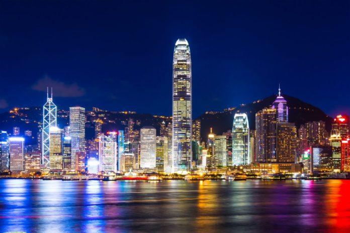 해외 야경 명소 홍콩 야경