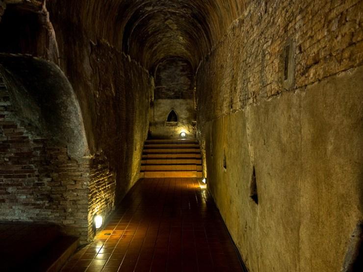 치앙마이 여행 명소 왓우몽 동굴 사원
