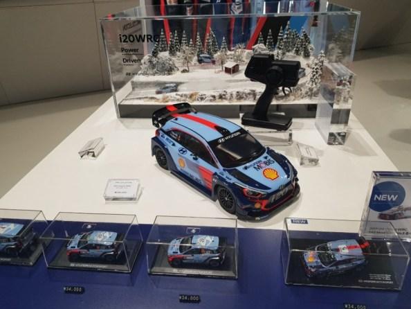 현대 모터스튜디오 고양 자동차 모형 전시