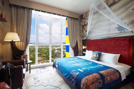 올스테이 추천 말레이시아 레고랜드 근처 숙소 레고 호텔 객실