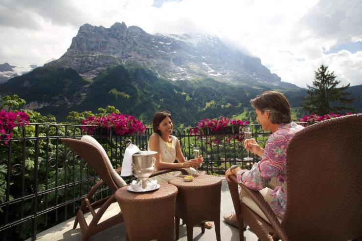 벨베데레 스위스 퀄리티 호텔 라운지