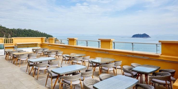 대명리조트 쏠비치 진도 로컬 푸드 식당 씨푸드 테이블