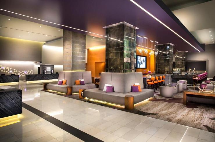 로우스 할리우드 호텔 로비