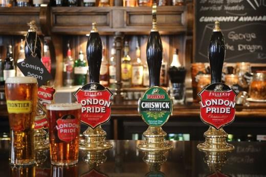 영국의 대표 술 맥주 런던 프라이드
