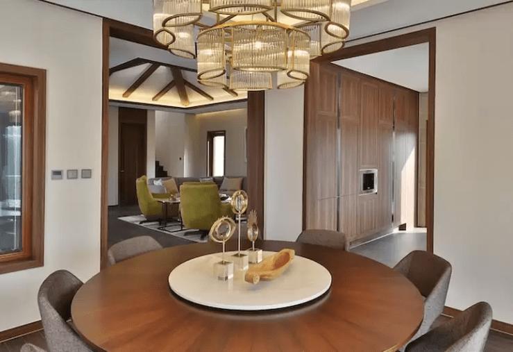 제주공항 인근 숙소 캠퍼트리 호텔 & 리조트 스위트 객실 응접실