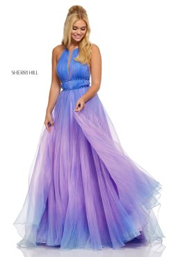 sherri hill 52704 spring 2019 prom dress all the rage