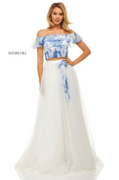 sherri hill 52910 spring 2019 prom dress all the rage