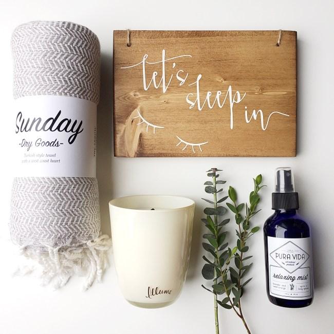 Sunday Yoga Essentials - Let's Sleep In