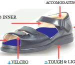 Diabetic Footwear for females
