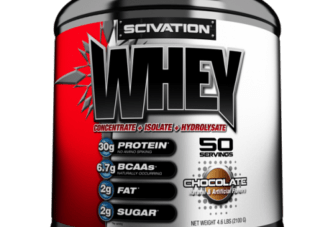 Scivation Whey Protein 2100 Gr