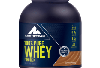 Multipower %100 Pure Whey 2000 Gram İncelemesi