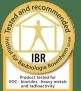Label IBR pour la plaque Fermacell