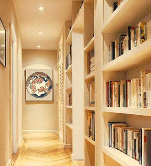 Decoracin de pasillos el gran olvidado del hogar