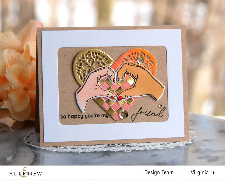 01052021-A little Bit of Love Stamp & D
