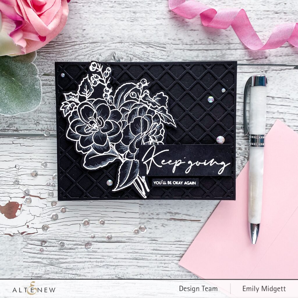 Black Card Accents