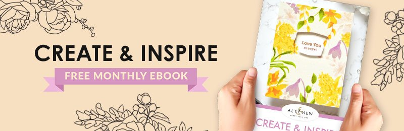 Free March Create & Inspire Ebook