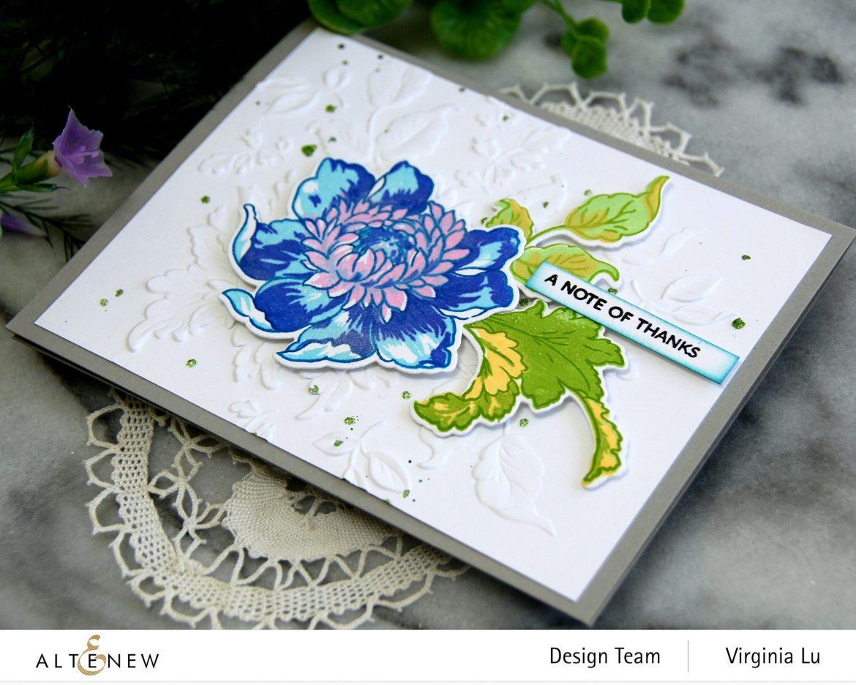 05252021-Majestic Bouquet Stamp & Die Bundle-Majestic Bloom 3D Embossing Folder-006