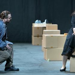 来春日本でも上演される、歌劇《さまよえるオランダ人》〜4年目となるグローガー演出