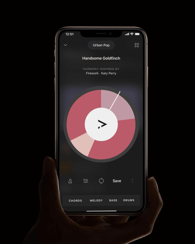 New update to Amadeus Code app -  more beats