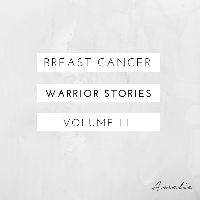 breast cancer warrior stories vol III