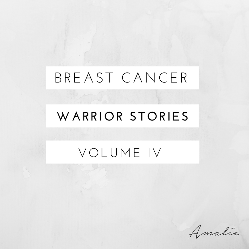 breast cancer warrior stories volume 4