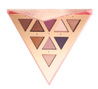 sephora triangular shadow