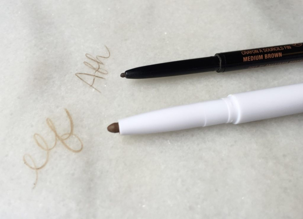 elf vs abh brow wiz pencils