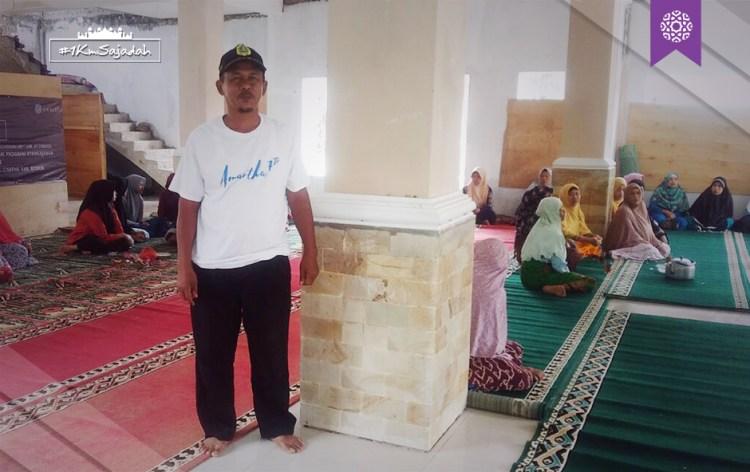 Amartha Donasi Sajadah #1KMSajadah