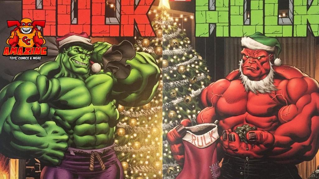 Giant Superhero Holiday Grab-Bag