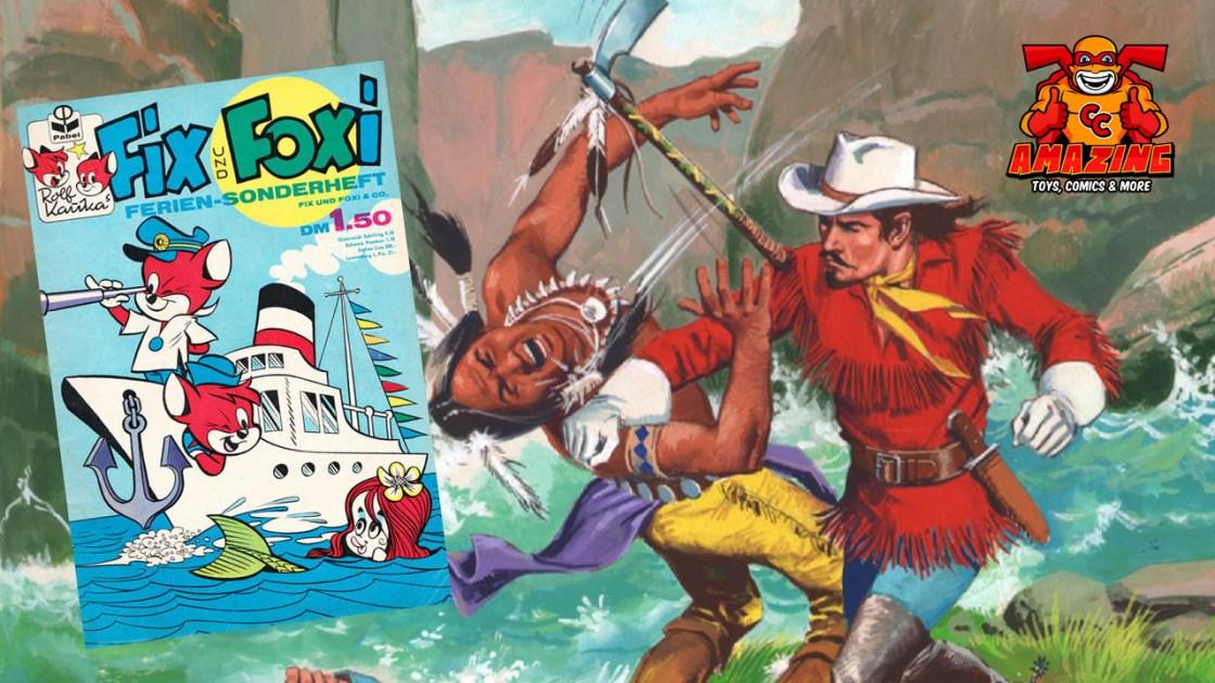 Comics sammeln in den Siebzigern