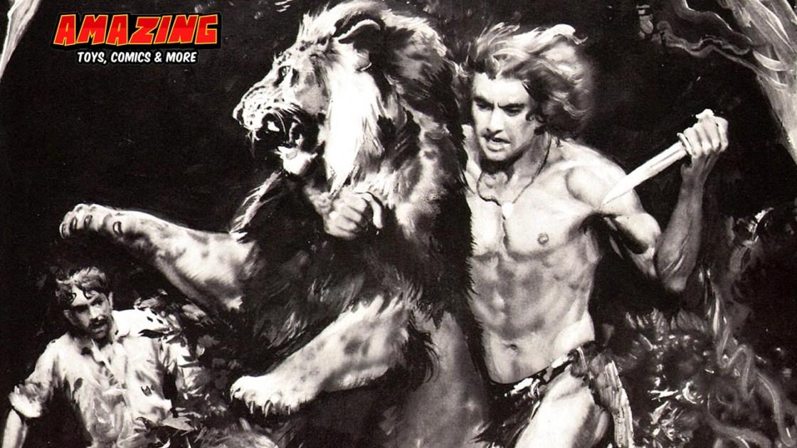 Zdenek Burians unbekannter Tarzan