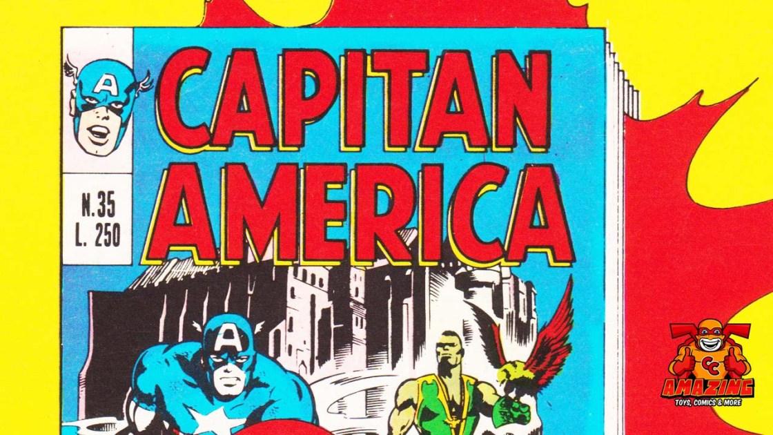 Captain America stammt aus Sizilien