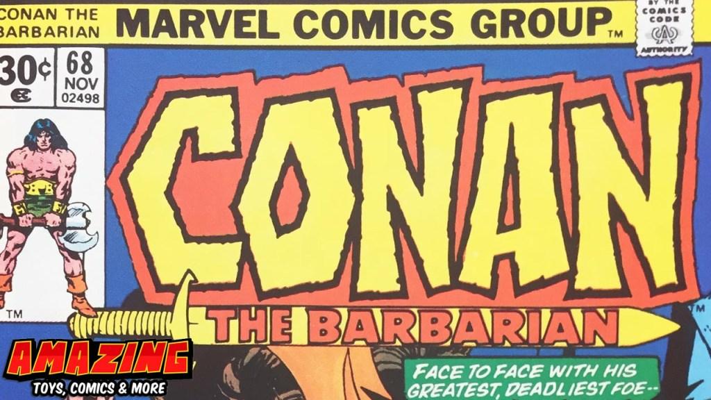 Croms 10 Conan Cover zum Sonntag